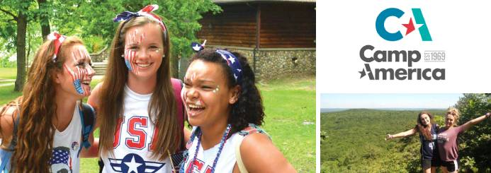 Work on a Summer Camp in the USA