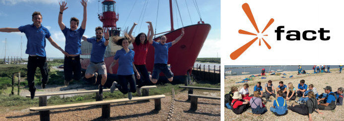 adventure jobs with Fellowship Afloat Charitable Trust