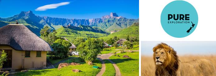 Adventure Guide Program - Africa