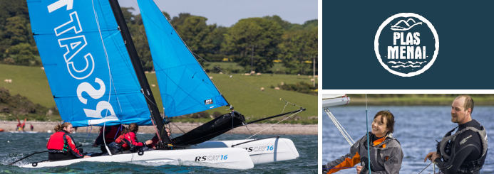 10-week Dinghy & Windsurfing Instructor Training