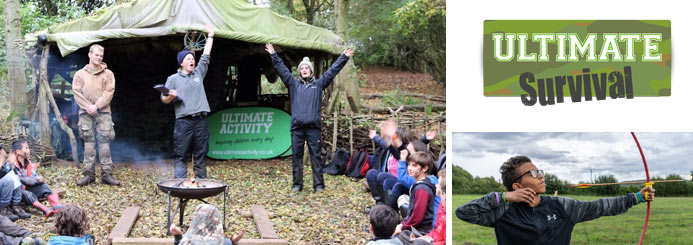 Ultimate Survival Instructor (Bushcraft and multi activity)